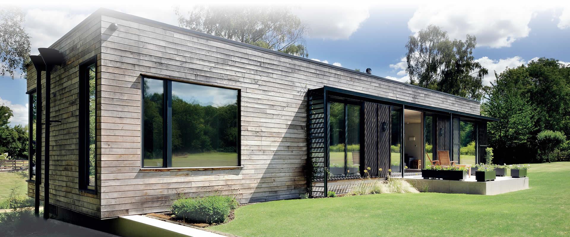 Casas prefabricadas viviendas prefabricadas casas vespucio for Modelos de casas prefabricadas americanas
