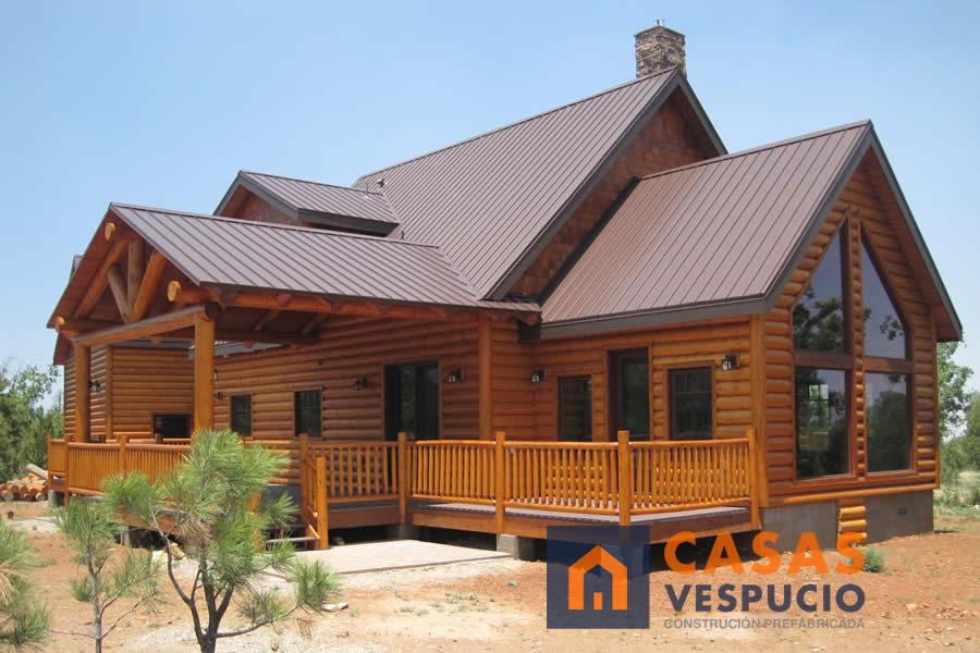 Casas prefabricadas viviendas prefabricadas casas vespucio for Casas industrializadas precios y modelos